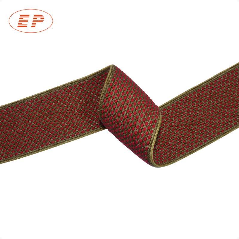 Upholstery Elastic Webbing Straps For Furniture Webbing Manufacturer