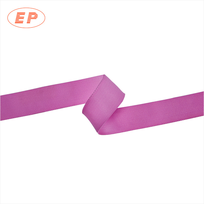 Lightweight Polypropylene Binding Webbing For Sale
