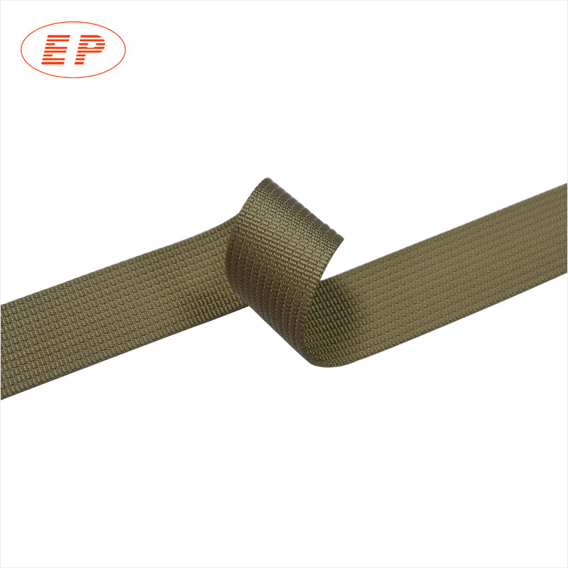 Nylon Webbing And Buckles Function Among Different Materials